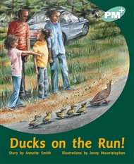 Ducks on the Run! - 9780170097543