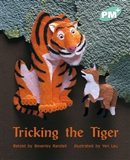 Tricking the Tiger - 9780170097574