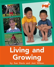 Living and Growing - 9780170097642