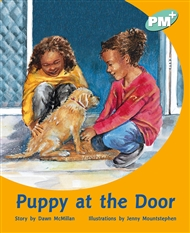Puppy at the Door - 9780170097697