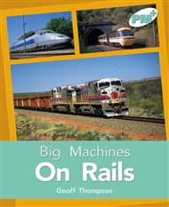 Big Machines On Rails - 9780170097888