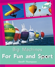 Big Machines for Fun and Sport - 9780170097918