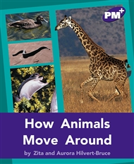 How Animals Move Around - 9780170097949