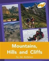 Mountains, Hills and Cliffs - 9780170098014