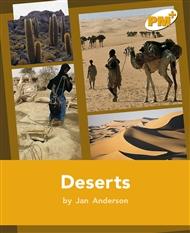 Deserts - 9780170098052