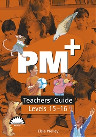 PM Plus Orange Level 15-16 Teachers' Guide - 9780170098069