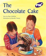 The Chocolate Cake - 9780170098083