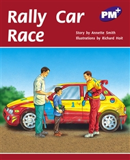 Rally Car Race - 9780170098090
