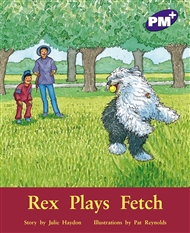 Rex Plays Fetch - 9780170098120