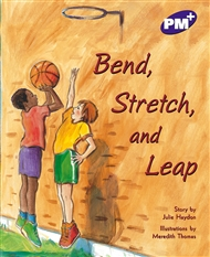 Bend, Stretch and Leap - 9780170098175