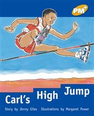 Carl's High Jump - 9780170098571
