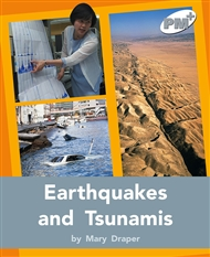 Earthquakes and Tsunamis - 9780170098649