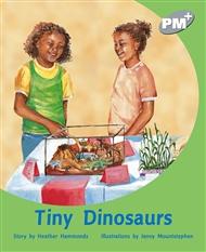 Tiny Dinosaurs - 9780170098755
