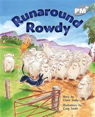 Runaround Rowdy - 9780170098816