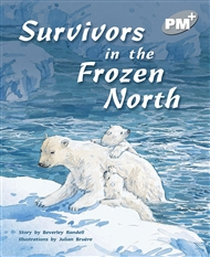 Survivors in the Frozen North - 9780170098823