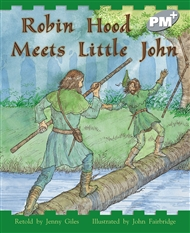 Robin Hood Meets Little John - 9780170098830