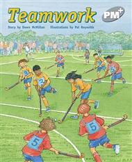 Teamwork - 9780170098885