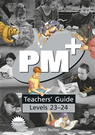 PM Plus Silver - Teacher's Guide, Levels 23-25 - 9780170098915