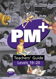 PM Plus Purple Level 19-20 Teachers' Guide - 9780170098922