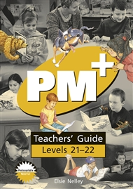 PM Plus Gold - Teacher's Guide, Levels 21-23 - 9780170098939