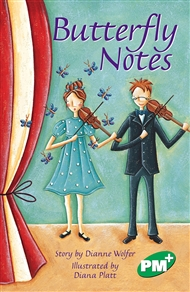 Butterfly Notes - 9780170099073