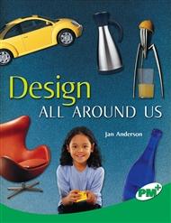 Design All Around Us - 9780170099134
