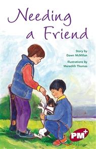 Needing a Friend - 9780170099196