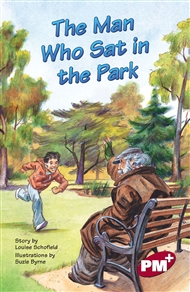 The Man Who Sat in the Park - 9780170099219