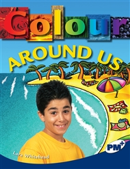 Colour Around Us - 9780170099417