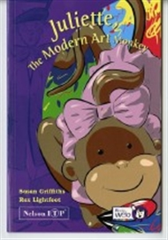 Juliette, The Modern Art Monkey - 9780170099974