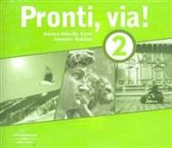 Pronti, via! 2 Audio CDs - 9780170102452