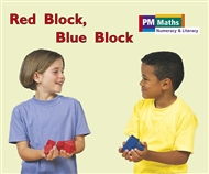 Red Block, Blue Block - 9780170106580