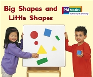 Big Shapes and Little Shapes - 9780170106603
