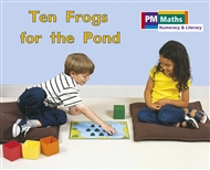 Ten Frogs for the Pond - 9780170106726