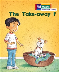 The Take-away Puppy - 9780170106818