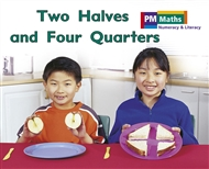 Two Halves and Four Quarters - 9780170106870