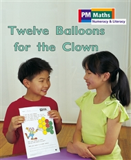 Twelve Balloons for the Clown - 9780170107006