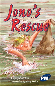 Jono's Rescue - 9780170108089