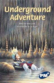 Underground Adventure - 9780170108102