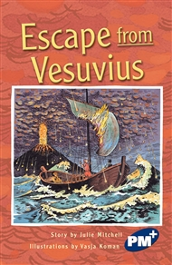 Escape from Vesuvius - 9780170108157
