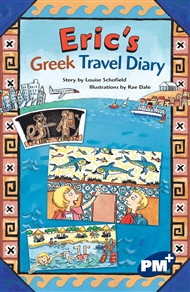Eric's Greek Travel Diary - 9780170108164