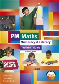 PM Maths - Numeracy and Literacy Teachers' Guide, Stages A & B - 9780170108331