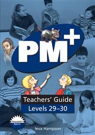 PM Plus Sapphire - Teacher's Guide, Levels 29-30 - 9780170108393