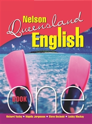 Nelson Queensland English Book 1 - 9780170111294