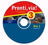 Pronti, via! 3 Audio CDs - 9780170111324