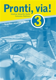 Pronti, via! 3 Teacher Resource Book - 9780170111331