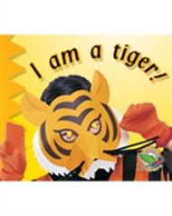 I am a tiger - 9780170112178