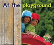 At the playground - 9780170112215