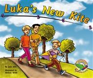 Luka's New Kite - 9780170112413