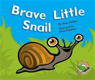 Brave Little Snail - 9780170112420